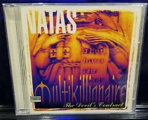 NATAS-Multikillionare-The-Devil-039-s-Contract-CD-rare-esham-insane-clown-posse