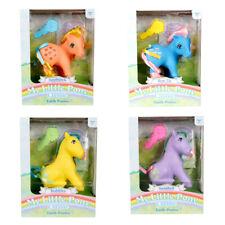 My Little Pony Earth 35th Jubiläum 1980s G1 Mlp Retro Klassisch Kamm Kiste
