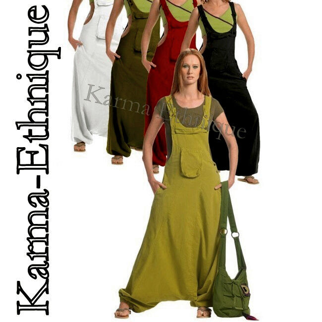 Dungarees Pump Trousers (Größe Größe 34 to 44) HAREM TROUSERS PLUDERHOSE Balloon Trousers Nepal x