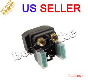 STARTER RELAY SOLENOID FOR YAMAHA RAPTOR 660 YFM660 ATV 2001 2002 2003 2004 2005