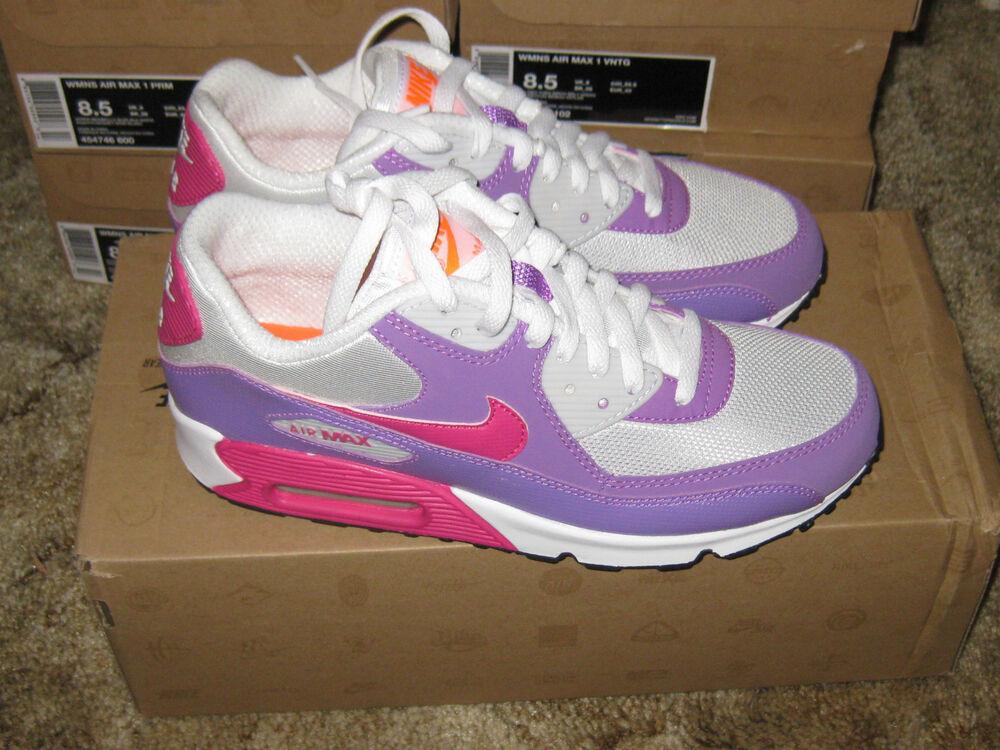Nike Air Max 90 GS Wmns 345017 016 Chaussures de sport pour hommes et femmes