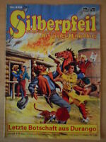 SILBERPFEIL Nr. 442 (2) Letzte Botschaft aus Durango 2 Bastei-Verlag Orginal