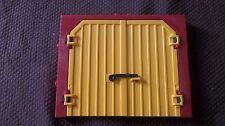 Playmobil Farm Yellow Barn Door Parts Replacement
