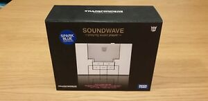 TRANSFORMERS-SOUNDWAVE-PLAYING-AUDIO-PLAYER-DECEPTICON-TAKARA-TOMY-SPARK-BLUE
