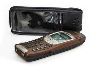 Smartphone-Caso-para-Nokia-6210-6310-6310-cuero-caso-con-cinturon-I-Clip-Protector