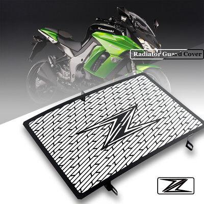 Front Radiator Grille Guard Cover Protector Fit Kawasaki Z750//Z800//Z1000//Z1000SX