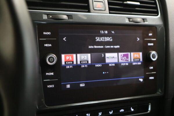 VW Golf VII 1,5 TSi 130 Comfortline Variant - billede 5