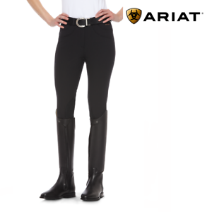 Ariat Ladies Olympia Reg Rise Knee Patch Breeches SALE FREE UK Shipping