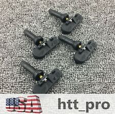 4x pcs OEM NEW 13586335 TPMS Sensor-Tire Pressure Monitoring for Chevy GMC US