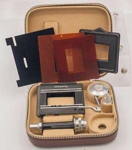 Rollei-Rolleiflex-Rolleicord-3-5-2-8-Rolleikin-TLR-Camera-35mm-Film-Adapter