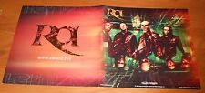 Ra From One Poster 2-Sided Flat Square 2002 Promo 12x24 Alternative Metal RARE