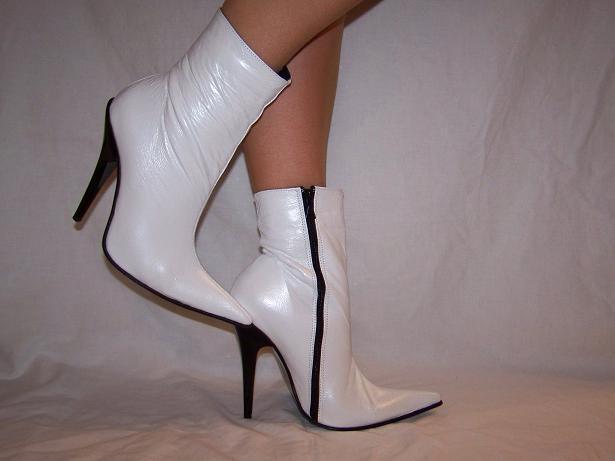 High heels, stiefel echtleder 37 38 39 40 41 42 43 44 45 46 47 FS712 Bolingier