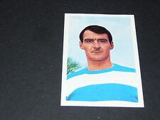 197 FRANK CLARKE QUEEN'S PARK RANGERS QPR FKS PANINI FOOTBALL ENGLAND 1968-1969