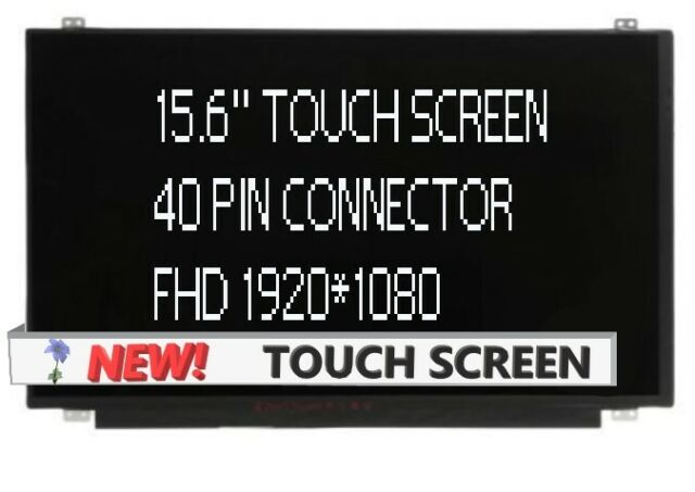 Compatible with Dell PN M1WHV 0M1WHV LCD Screen Replacement for Laptop New LED