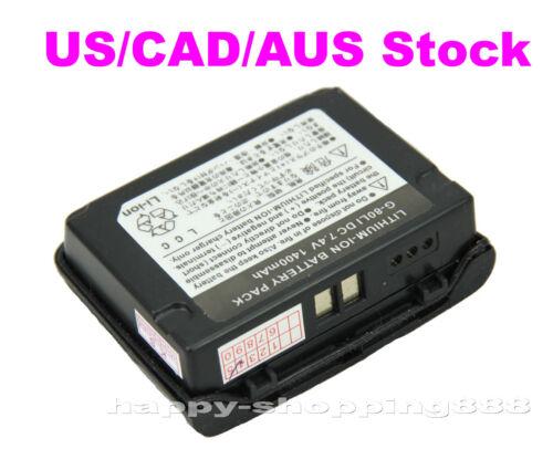 G-80LI Battery for Yaesu VX6R,VX7R,VXA700,VXA710,FNB80LI,vertex horizon US//AUS