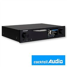 Cocktail Audio X40 All-in-One HD DAC Musikserver Ripper Streamer schwarz black
