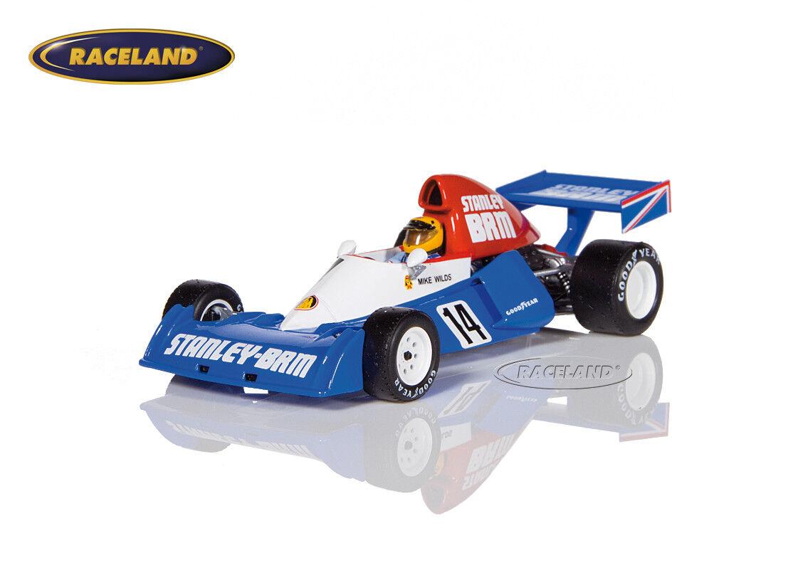 BRM p201 BRM v12 f1 équipe Stanley BRM GP Brésil Brésil Brésil 1975 Mike Wilds, SPARK 1:43 | D'arrivée Nouvelle Arrivée  16e0e2