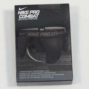Nike-Pro-Combat-White-Hypertrong-Series-Compression-Jock-Mens-NWT