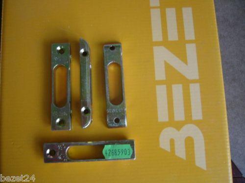 Doppelzylinder 45//50mm Gesamtlänge BKS Profilzylinder 95 mm verschiedenschl.
