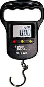 Digital Portable Scales 0 to 30kg T&E tools new  6421