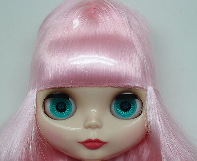 """12/"""" Neo Nude  Pink hair Blythe doll From Factory  JSW11004"""