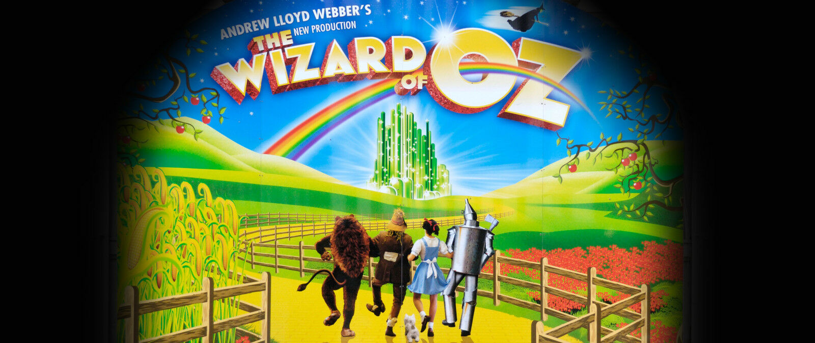 Wizard of Oz Davenport