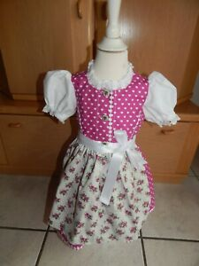 74 Baby Dirndl Kleid  Gr 80