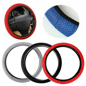 15-039-039-38cm-Car-Auto-Truck-Elastic-Cotton-Steering-Wheel-Cover-Protector-Anti-slip