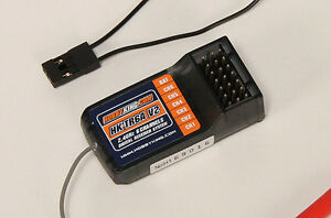 Hobby-King-2-4Ghz-Receiver-6Ch-V2-imax-turnigy-9x-eurgle-flysky-compatible