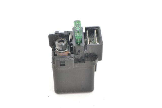 Motorcycle Relay Motor Starter Solenoid W// Plug for KAWASAKI KLR650 KLE400 KLE50