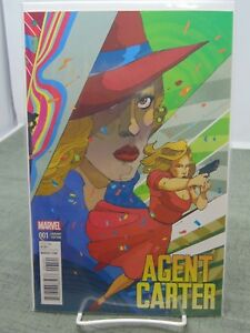 Agent-Carter-1-001-Variant-Cover-Marvel-Comics-vf-nm-CB1462
