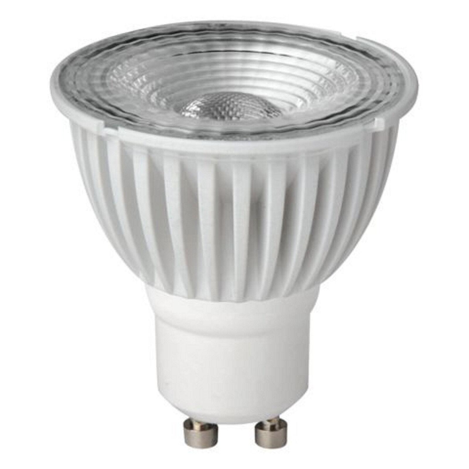 QUALITY MEGAMAN BRANDED LED 7W GU10 PAR16 2800K WARM WHITE