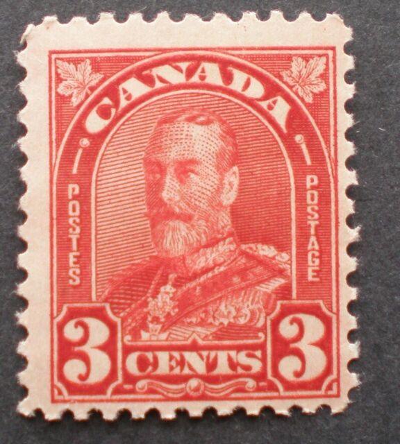 1930 King George V ARCH/LEAF Scott # 167 - Mint Never Hinged