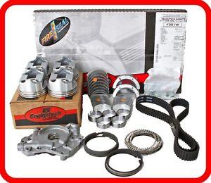 Master Engine Rebuild Kit Fits 90-98 Ford Mazda Escort Miata 1.8L L4 DOHC 16v