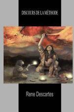 Discours de la Méthode by Rene Rene Descartes (2016, Paperback)