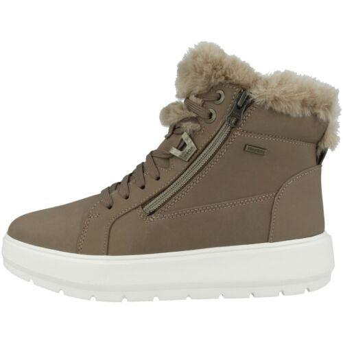GEOX D Kaula B ABX D Schuhe Damen Stiefel Women Winter Boots D84AWD076BHC5252