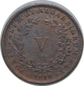 Portugal-V-Reis-1878-Cooper-D-Luiz-I-km-513-CX1