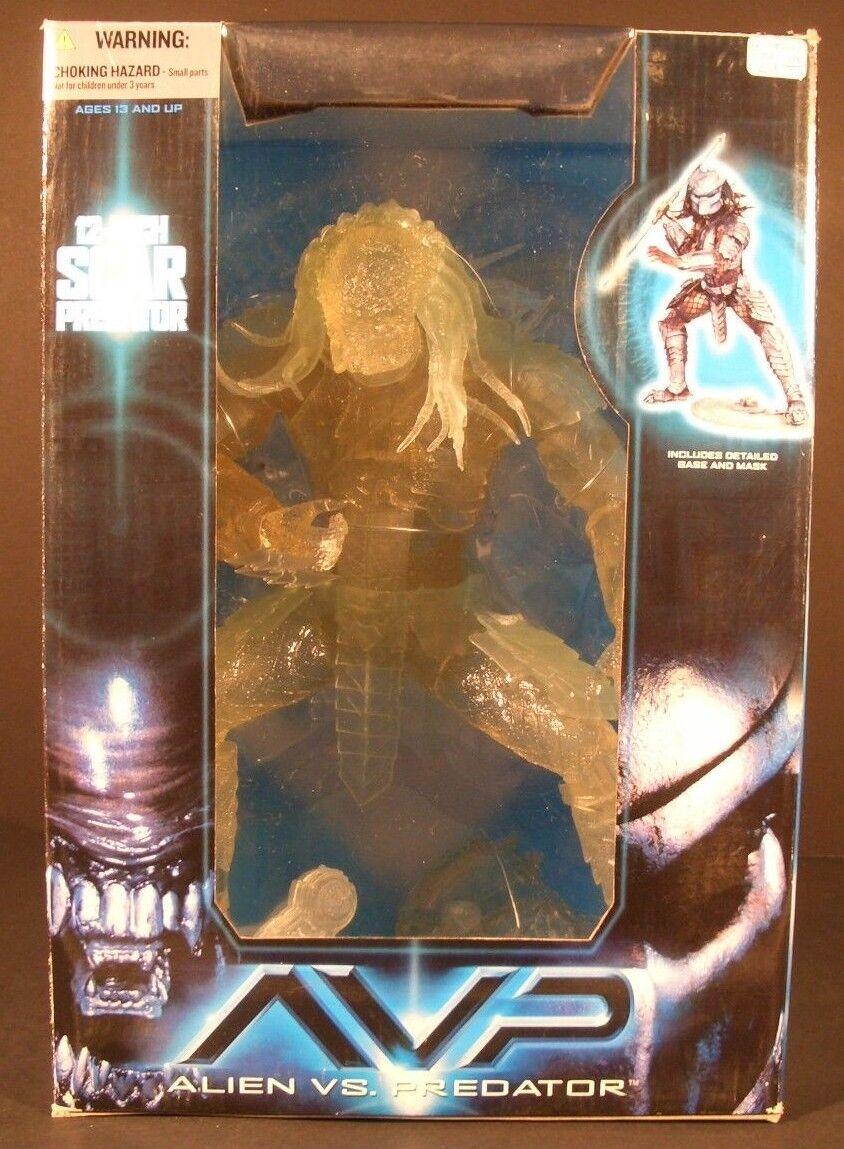 McFarlane Toys Alien vs Predator Movie Movie Movie 12 inch Stealth Scar Action Figure 347852
