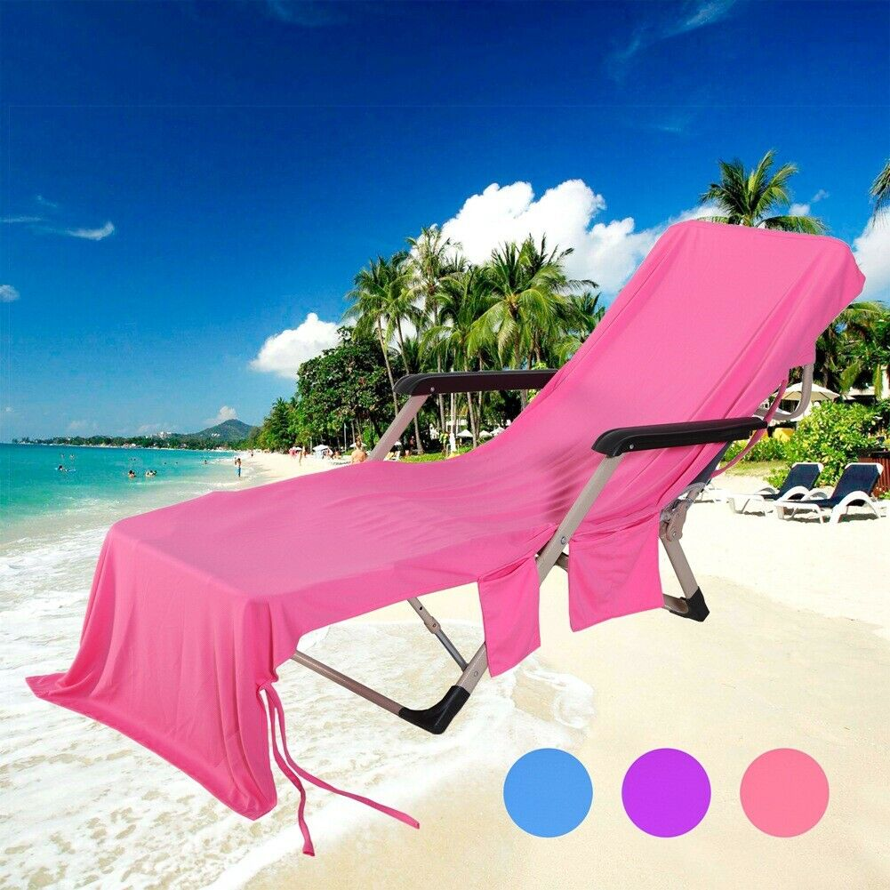Groß Baumwolle Handtuch Schnapp den Sonnenliege Reserved Urlaub Strandtuch