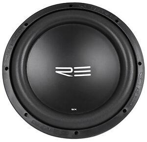 re audio sxx12d2 v2 12 quot 1200w rms dual 2 ohm car subwoofer sxxv2 sub sxx v2 12d2 ebay
