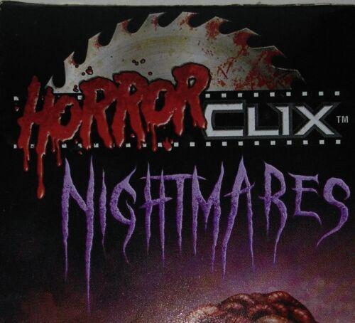 HORRORCLIX NIGHTMARES Sasquatch 013 (Beast, Guardian, Legend)