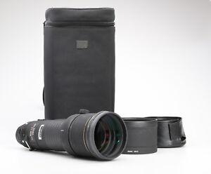 Nikon-Sigma-500-mm-4-5-EX-IF-APO-HSM-Gut-218794