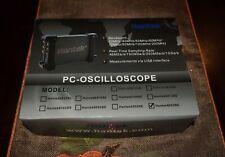 Hantek 6022be Pclaptop 2ch Fft Oscilloscope Usb 48msas 20mhz