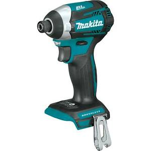 Makita XDT14Z 18-Volt 3-Speed LXT Lithium-Ion Cordless Impact Driver New Tool