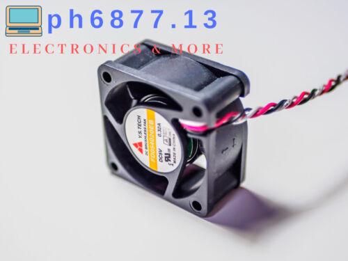 4Pcs Y.S.TECH FD054020EB Fan 40x40x20mm 5V 0.32A 8.5CFM 7600RPM Server PC DIY