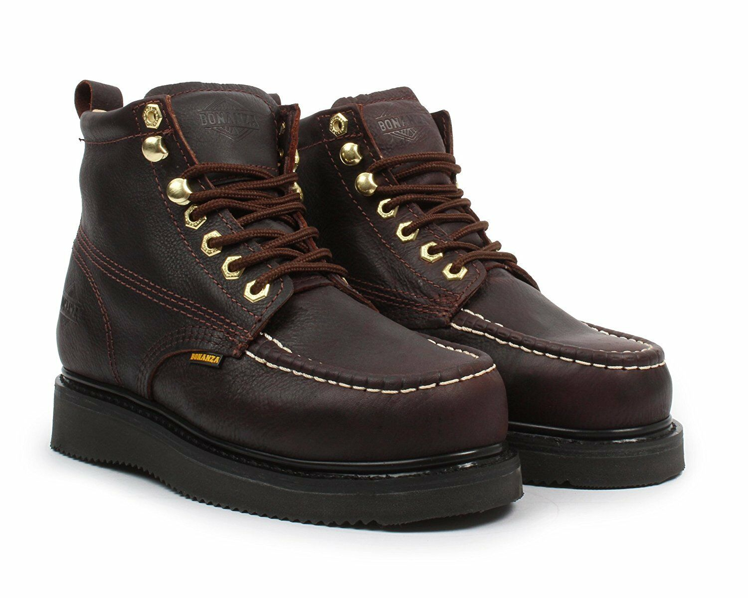 Bonanza BA-630 Mens Dark Brown 6
