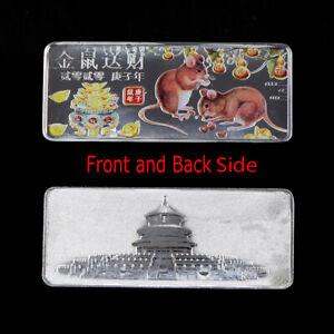 2020-Jahr-der-Ratte-Kreative-Medaille-Gedenkmuenze-Chinesisches-Sternzeichen