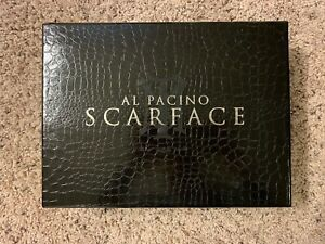 Al-Pacino-SCARFACE-2-Disc-Special-Edition-Anniversary-DVD-Collector-039-s-Box-Set