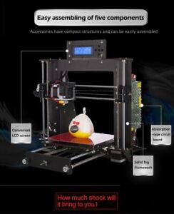 Fai DA TE CTC stampante 3D A8 A6 3D i3 STAMPANTE RECUPERO interruzione di corrente Versione Aggiornamento