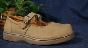 Beige Merry New Jane Dr 9m Comfort Shoes Suede Diabetic Sz qCEgwB